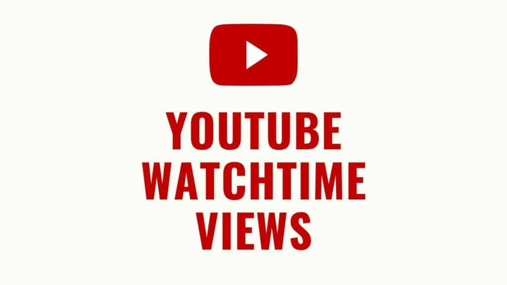 outube Watchtime Views kaufen 1000h